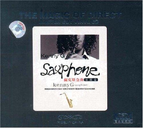 凯丽金 萨克斯金曲 CD