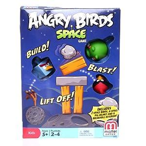 Mattel Games 愤怒的小鸟-太空版X6913  ¥ 50