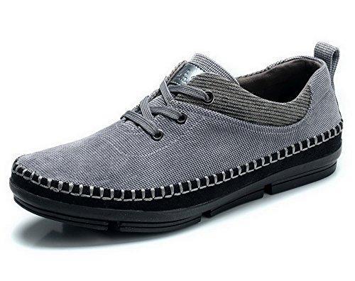 Mulinsen木林森 时尚商务休闲男鞋 旅游鞋 韩版板鞋 休闲运动鞋 驾车鞋 6L8140003