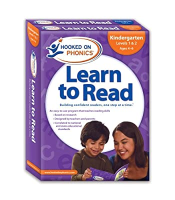 Hooked on Phonics Learn to Read Kindergarten Complete.pdf
