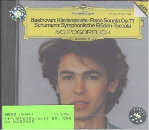进口CD 贝多芬钢琴奏鸣曲 410 520 2