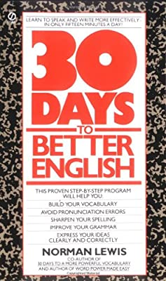 Lewis Norman : Thirty Days to Better English.pdf