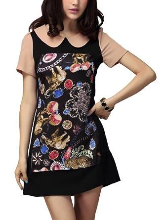 日系服装手绘图