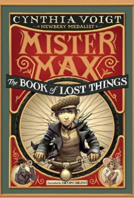 Mister Max: The Book of Lost Things: Mister Max 1.pdf