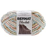 Spinrite Bernat Blanket Big Ball Yarn, Sailors Delight