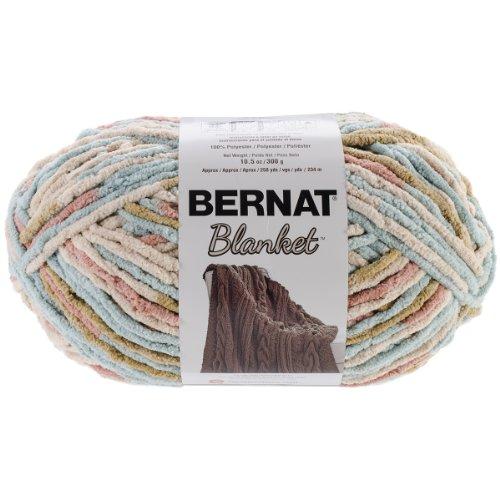 Spinrite Bernat Blanket Big Ball Yarn, Sailors Delight