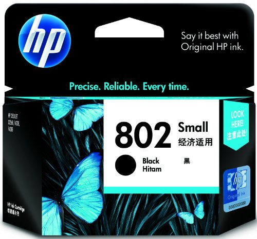 HP 惠普  CH561ZZ?802s?黑色墨盒(适用于HP Deskjet 1050、2050、1000、2000)