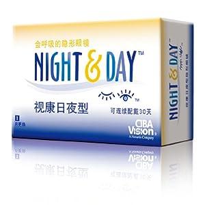 Alcon爱尔康 CIBA VISION Night & Day日夜型3片装软性隐形眼镜 ¥128