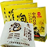 金泰康 中药百草 (精品足浴粉) 20袋/盒*3盒-图片