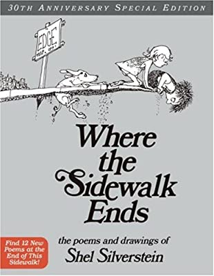 Where the Sidewalk Ends 30th Anniversary Edition: Poems and Drawings.pdf