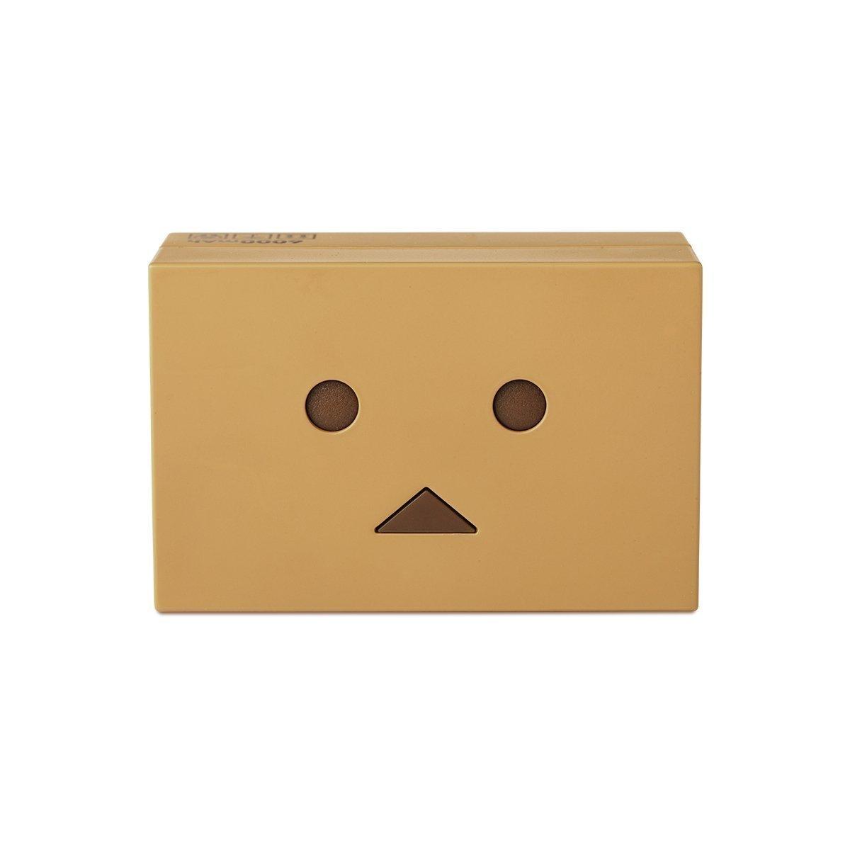 cheero日亚前三品牌日本创意可爱迷你纸箱人阿楞充电