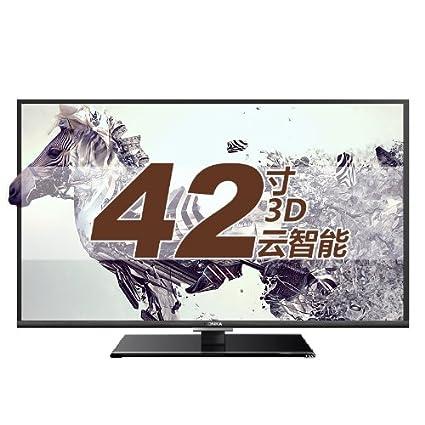 KONKA康佳 LED42E510DE 42英寸窄边网络智能3D电视,2310元包邮