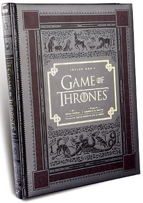 HBO权力的游戏官方指南:幕后及艺术设定·卷1.pdf