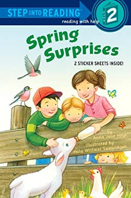 Spring Surprises [With Sticker].pdf