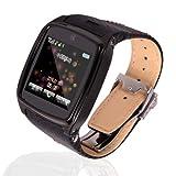 Hi-PEEL 智能手表Hi910i休闲时尚穿戴式手环腕表 可打电话设备 黑色 可插手机卡智能手表 高清摄像头 免提接听电话