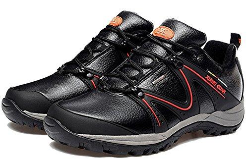xiangguan 祥冠新款户外登山鞋 真皮时尚男鞋 休闲旅游运动鞋