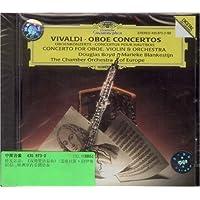 进口CD:维瓦尔弟:双簧管协奏曲