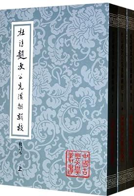 中国古典文学丛书:杜诗赵次公先后解辑校.pdf