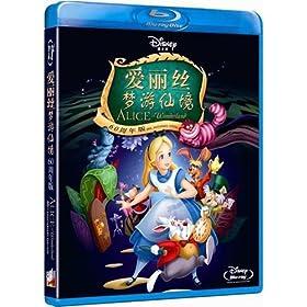 爱丽丝梦游仙境60周年版 BD50蓝光碟图片