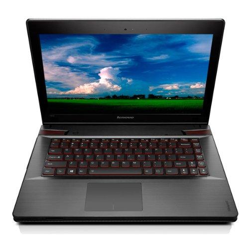 Lenovo 联想 Y410p 14英寸笔记本电脑(英特尔®酷睿Haswell双核i5-4200M 主频2.5GHz 睿频3.0GHz 4G 1TB 2G独显 DVD刻录 HDMI 摄像头 Windows8)-图片