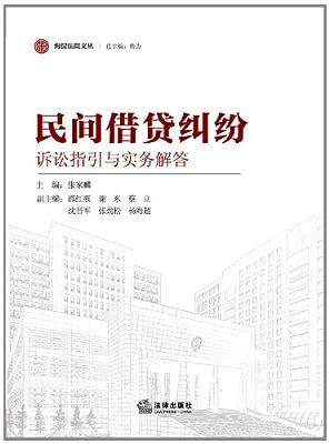民间借贷纠纷诉讼指引与实务解答.pdf