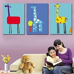 儿童房现代装饰画