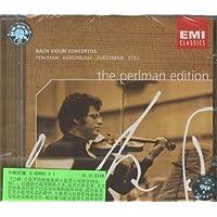 进口CD:巴赫:小提琴协奏曲:BMV1041,1042,1043,