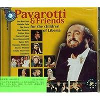 进口CD:帕瓦罗蒂和朋友的演唱会第5辑