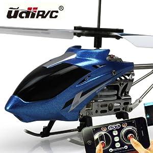 5通道直升机玩具 iphone遥控飞机