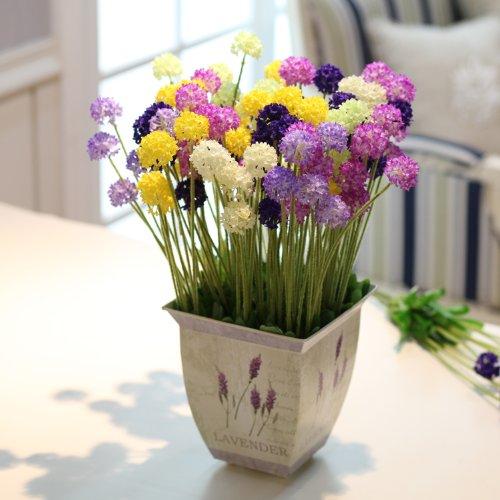 橡树庄园 欧式田园 贴纸方口小桶铁皮花器花盆花插花瓶家居摆设图片