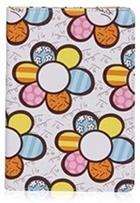 彼博pearlbox 可爱涂鸦太阳花 ipad mini 苹果迷你皮套 超薄休眠保护