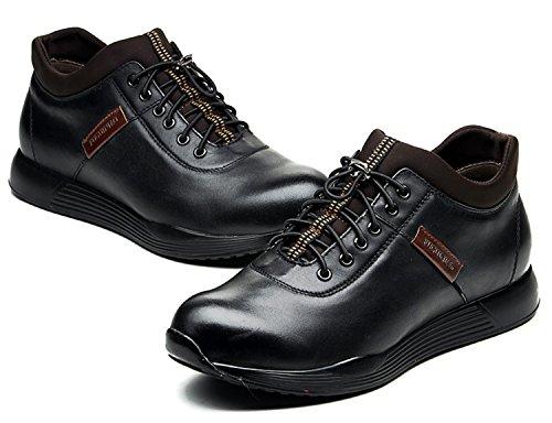 FGN 富贵鸟 男士低帮休闲皮鞋 正品潮男鞋子 时尚进口牛皮鞋
