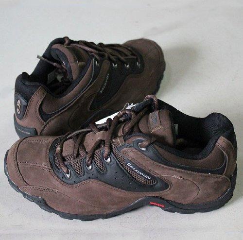 SALOMON 萨洛蒙 男士户外防水登山鞋徒步鞋 Salomon 所罗门 ELIOS 2