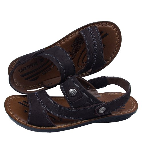 CAM.GNPAI 骆驼队长  夏季新款 户外必备 沙滩鞋 凉鞋 男鞋  清仓价  137126063