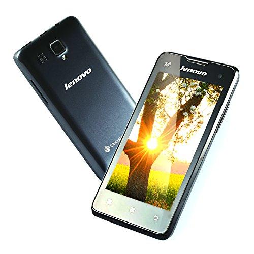 Lenovo 联想 A238t 3G手机(深邃黑)TD-SCDMA/GSM-图片