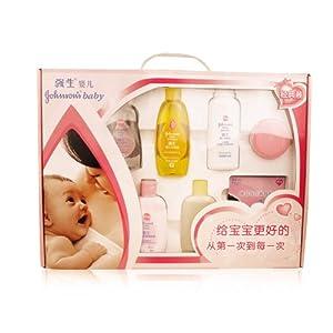 Johnson强生婴儿宝贝盒 ¥88+12-30