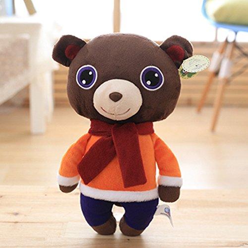 上花轿 正版cotoy童伴森林动物毛绒玩具睡觉抱枕公仔儿童玩偶布娃娃