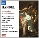 进口CD:韩德尔:大力士赫尔克里士 Handel:Hercules(3CD)8.557960-62-图片