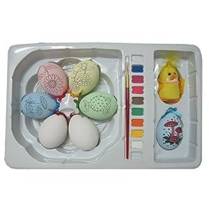 水彩蛋画 彩绘益智玩具涂鸦