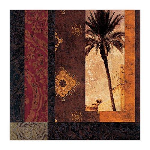 树木装饰画|植物风格装饰画|植物风格|树木风格|树木种类|拼贴装饰画