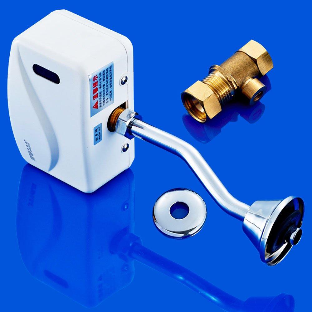 沃新特 感应小便器小便斗感应器明装交直流全自动感应冲水器冲水阀 套