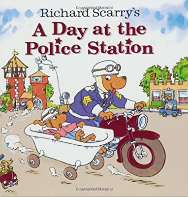 A Day at the Police Station.pdf