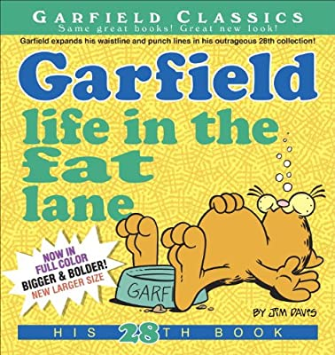 Garfield Life in the Fat Lane: His 28th Book.pdf