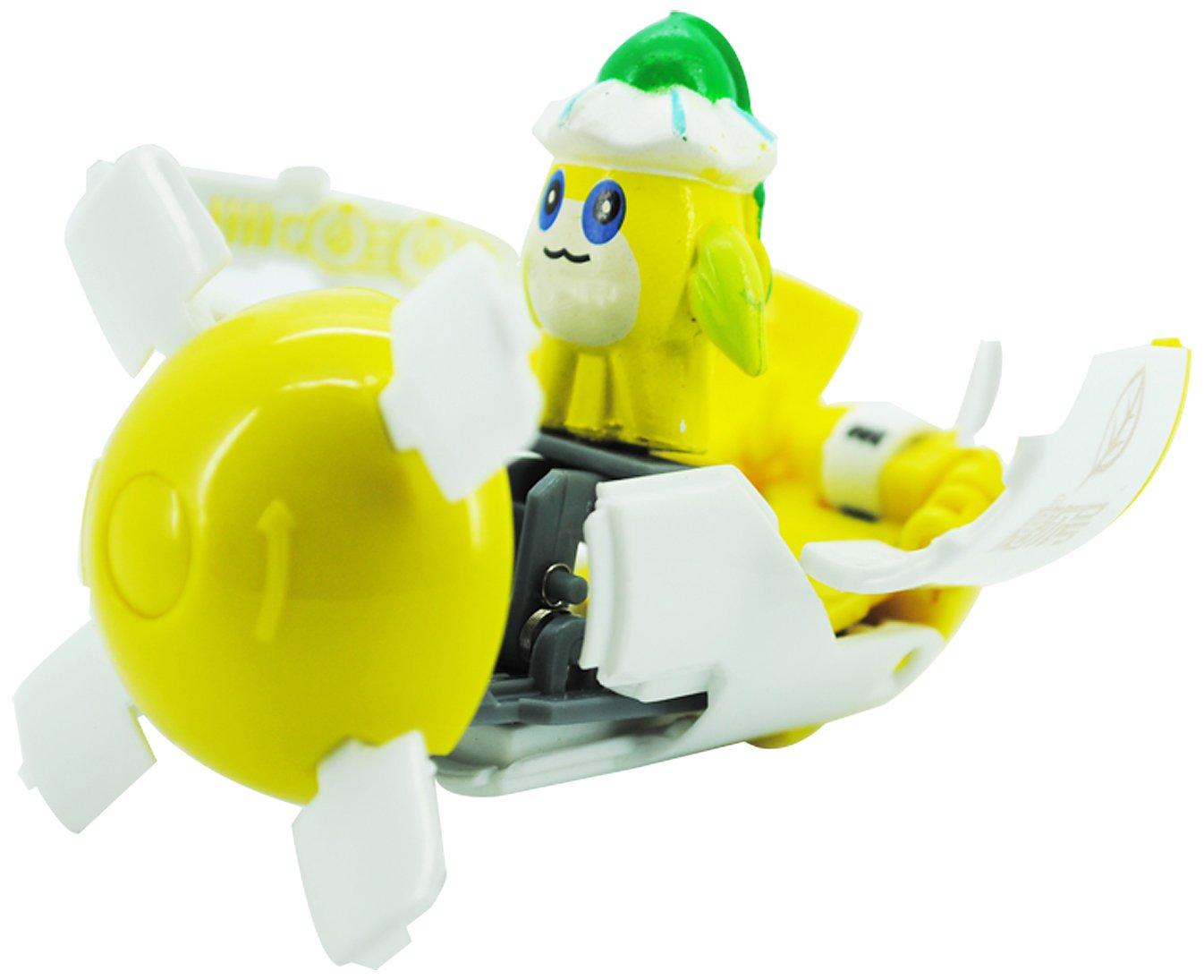 taomee 淘米 赛尔号精灵爆旋玩具 光明的救赎 小豆芽