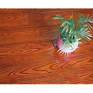 美树林 美树林实木地板 小橡木大浮雕实木地板910*123