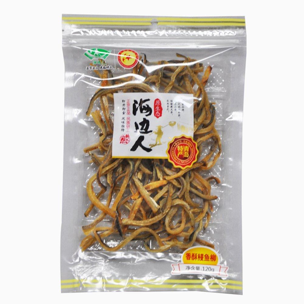 青岛特产休闲零食即食鳗鱼丝