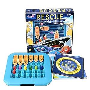海上救援玩具 救援计划提升空间想象逻辑思维