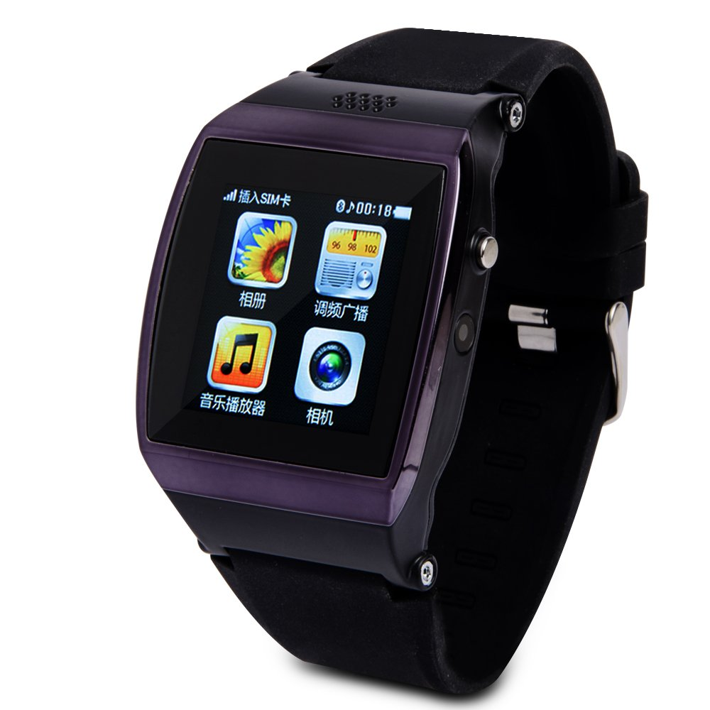 Lincass智手机安卓高清手机蓝牙手表手表vivox9s手机v手机后壳伴侣图片