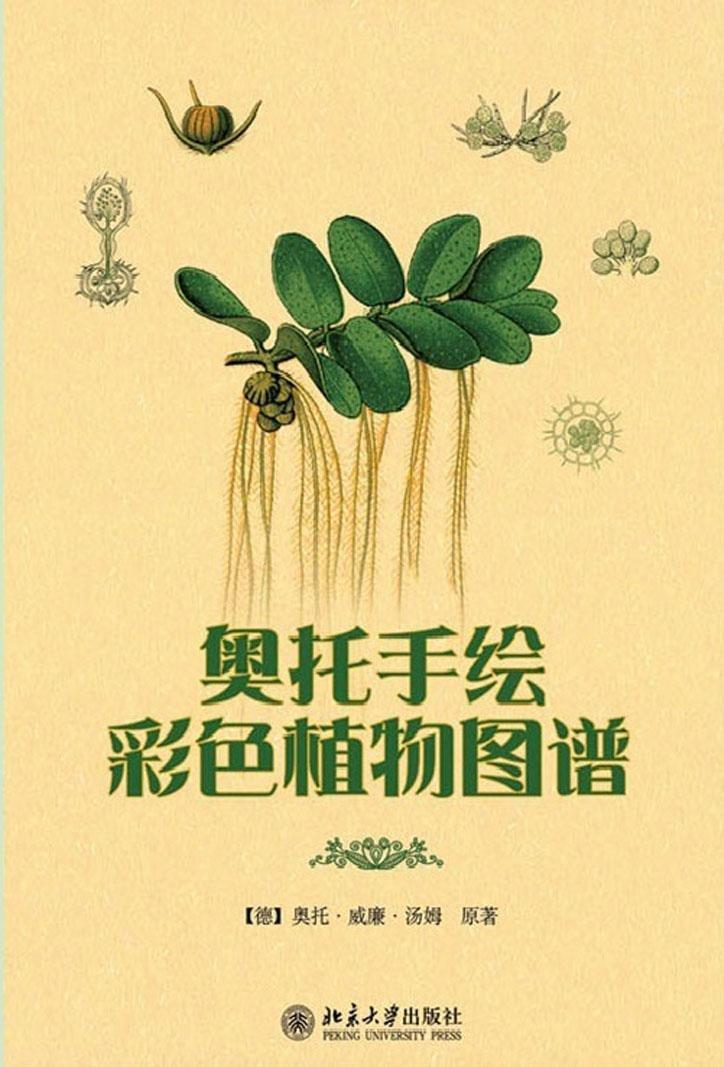 奥托手绘彩色植物图谱 [kindle电子书]