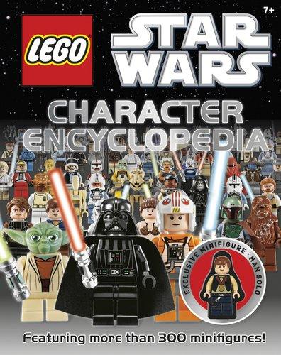 LEGO 乐高 Star Wars 星球大战系列 Character Encyclopedia 人物百科全书(附送乐高Han Solo人仔)[精装]
